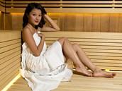 Ha Thanh Nguyenov� v saun�.