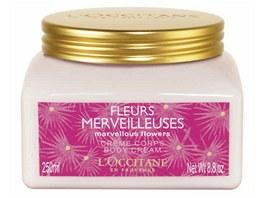 Tělový krém Fleurs Merveilleuses