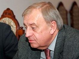 Na tiskové konferenci se v Českých Budějovicích sešli šéf jihočeské organizace