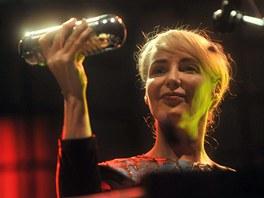 Dead Can Dance v Praze 10. října 2012 (Lisa Gerrard)