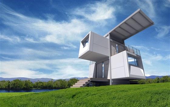 Ekologický dům bez nutnosti připojení na energie – dodal Zero House