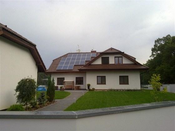 Solární panely iSolar