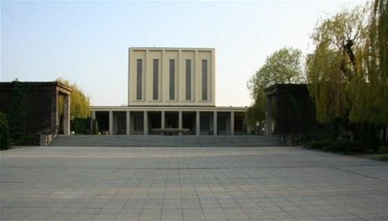 Pohřební ústav hlavního města Prahy - krematorium Strašnice
