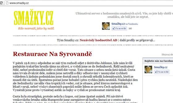Smažky.cz
