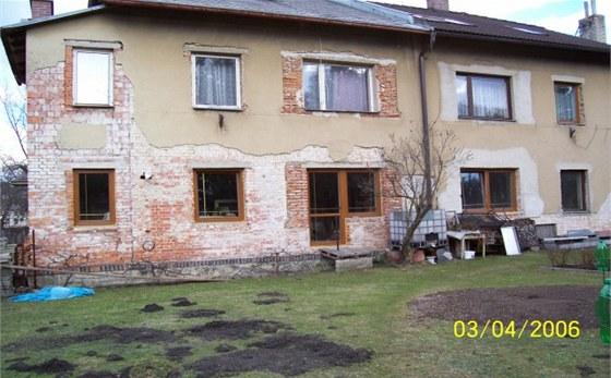 Do domu se majitelé stěhovali po deseti letech práce.