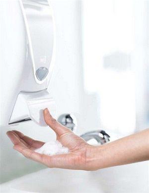TRADETEX servis čisté ruce