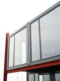 Modulární stavba