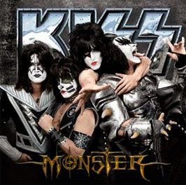 Kiss - Monster (obal alba)