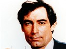 Timothy Dalton jako agent 007 James Bond ve filmu Dech života (1987)