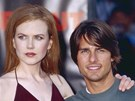 Nicole Kidmanová a Tom Cruise