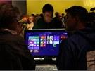 Ochutnávka hardware s Windows 8 těsně před jejich oficiálním uvedením.