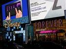 Times Square New York 25.10.2012 - Microsoft otvírá svůj obchod pro Windows 8 a