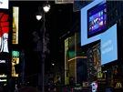 Times Square New York 25.10.2012 - Microsoft otevírá svůj obchod pro Windows 8