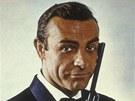 Sean Connery jako agent 007 James Bond ve filmu Srdečné pozdravy z Ruska (1963)