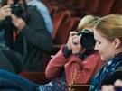 Iveta Grófová převzala cenu za režii na festivalu Tofifest 2012