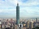 Mrakodrap Thaj-Pej na Tchaj-wanu byl dokončený v roce 2004.