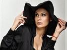 Vlaďka Erbová vystavila sexy křivky v kampani pro módní butik.