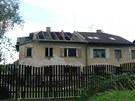 Nová střecha nakonec majitele stála 300 tisíc.