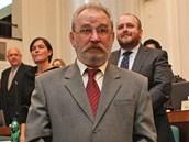 Za zesnulou Dolores Šavrdovou převzal cenu syn Lubomír Vasilov.