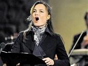 Sólistka curyšské opery Martina Janková má perlivě čistý hlas.