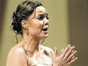 Sólistka curyšské opery Martina Janková je jednou z hvězd ostravského