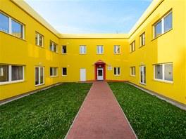 Mateřská škola pro 100 dětí Jihlava – dodala KOMA MODULAR