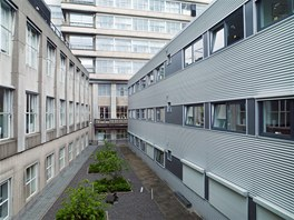 Nemocnice Erasmus Rotterdam/Holandsko – dodala KOMA MODULAR