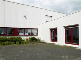 Sociální zázemí pro výrobce hliníkových oken Schmidt Delbrück/Německo – dodala