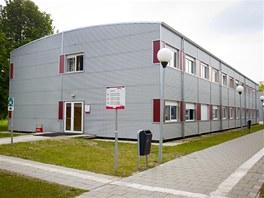 Soukromá vysoká škola AVANS Den Bosch/Holandsko – dodala KOMA MODULAR