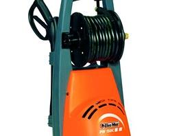 Výkonná hobby myčka PW 150 má průtok 8 litrů za minutu a tlak 145 barrů.