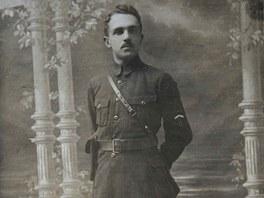 Alfons Ševčík získal jako legionář a později četník mimo jiné třikrát