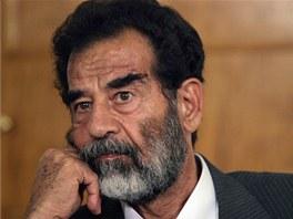 Za podivnou vraždou u alpského jezera zřejmě stojí peníze Saddáma Husajna.