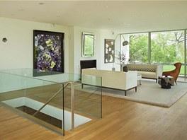 Interiéru se ujalo designérské studio Satinwood vedené dekoratérkou Marshou