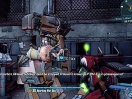 Porouchan� robot chce cenzurovat. A to tak, �e permanentn�. V�ichni chl�pn�ci