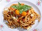 Špagety z cukety