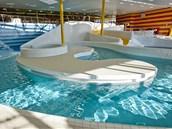 Nové koupaliště Šutka, které se budovalo 25 let, bude otevřeno zhruba do měsíce