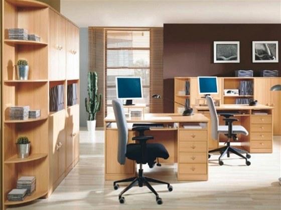 Domácí kancelář, součást vašeho bydlení.