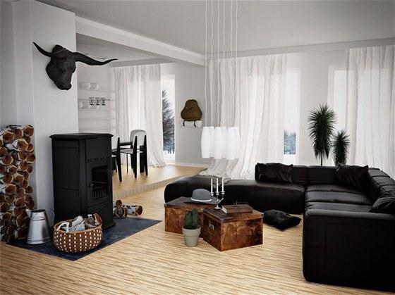 Podlahové krytiny doporučované předními designéry. Foto: Thermofix Elegance