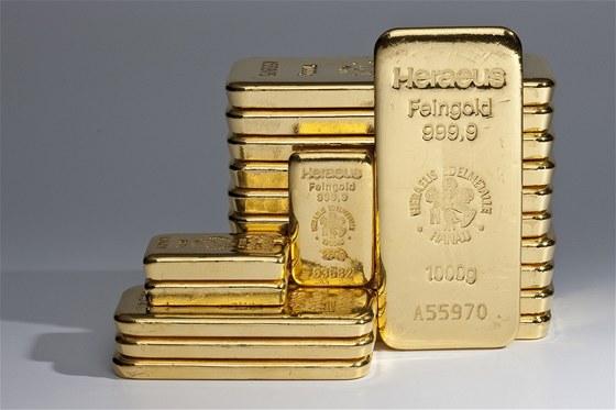 Investice do zlata se vyplatí. Investujte právě dnes