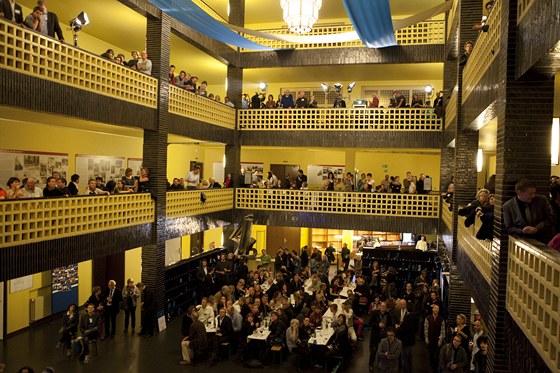 Prix Europa 2012 - atmosf�ra akce