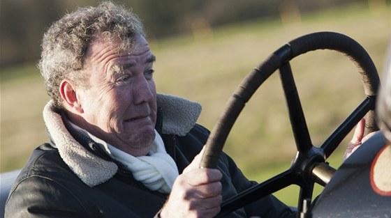 Děs a hrůza v očích Jeremyho Clarksona