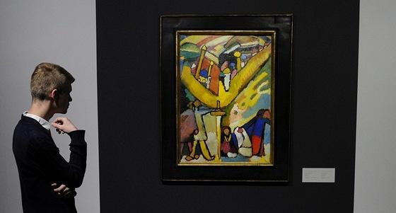 V aukční síni Christie's budou 7. a 8. listopadu 2012 dražit impresionisty a