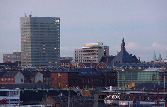 Hotel už k centru Kodaně patří více než půl století.