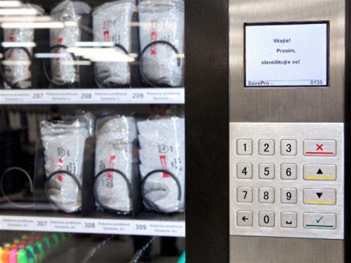 Výdejní automaty vaší firmě výrazně ušetří