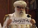 Volba nov�ho patriarchy egyptsk�ch kopt� (4. listopadu 2012)