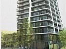 Uvnitř věžáku by podle plánů mělo vzniknout 160 bytů.