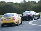 Nakonec to ale Mercedes svému konkurentovi nandal. Vyšší výkon se nezapřel.