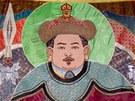 Čingischán (pravděpodobně 1162 či 1155, 1161 nebo 1167 - 18. srpna 1227).