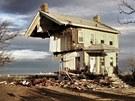 Hurikán Sandy ukázal, jak mocná umí být příroda.