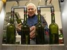 Od každé z pěti zvolených odrůd chystá vinařství rodiny Vaďurů z Polešovic